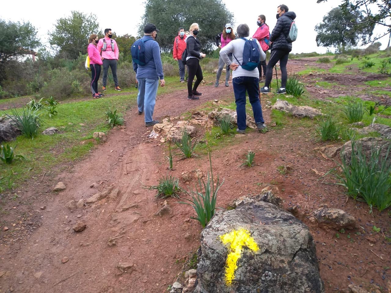 Ruta Cerro Muriano