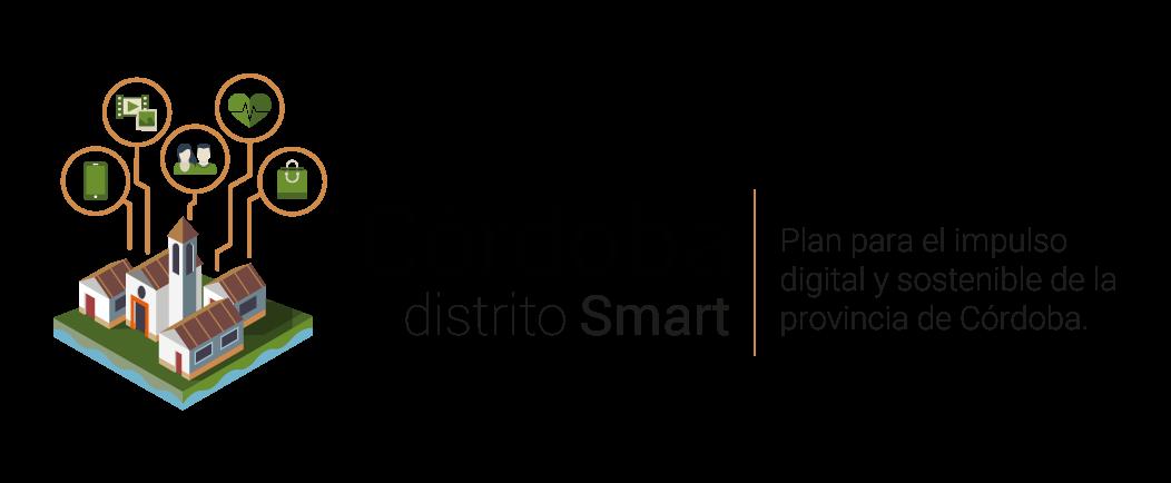 Logo de Córdoba Distrito Smart
